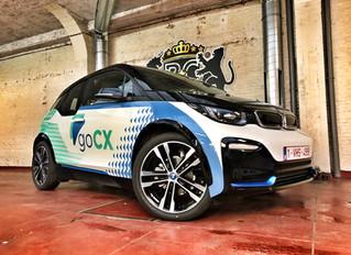 GoCX BMW i3 - Sidewrap