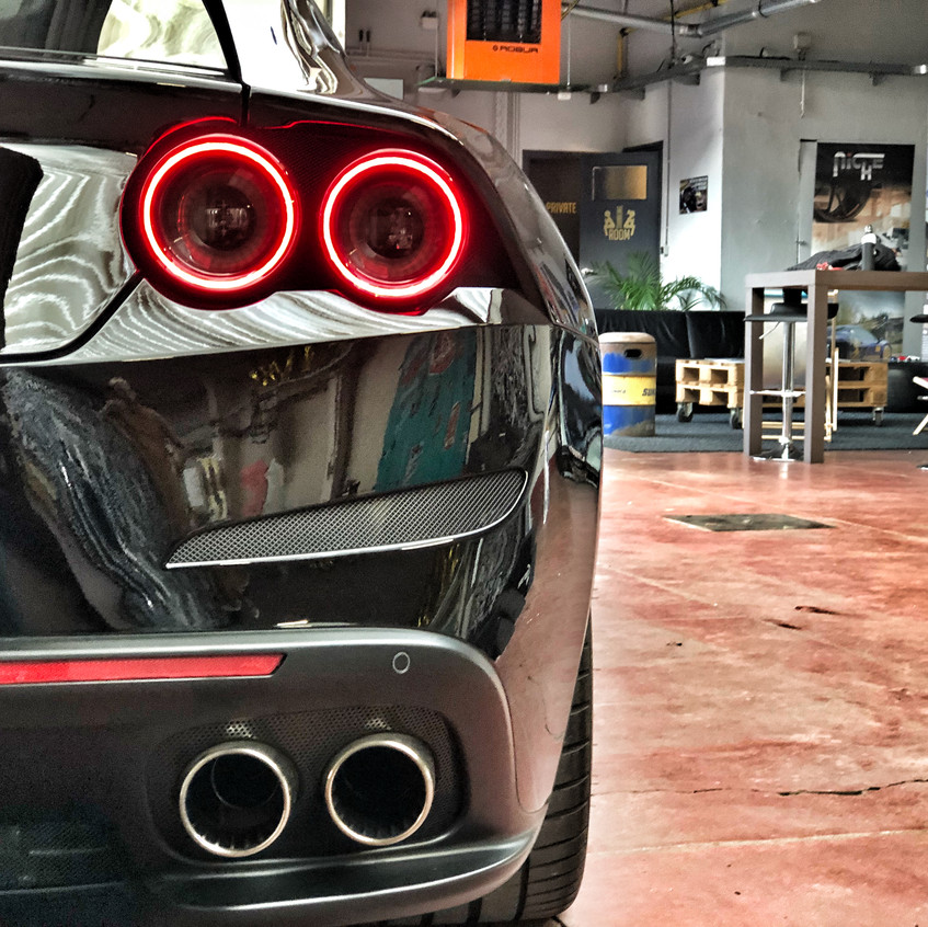 Ferrari GTC4 Lusso Xpel