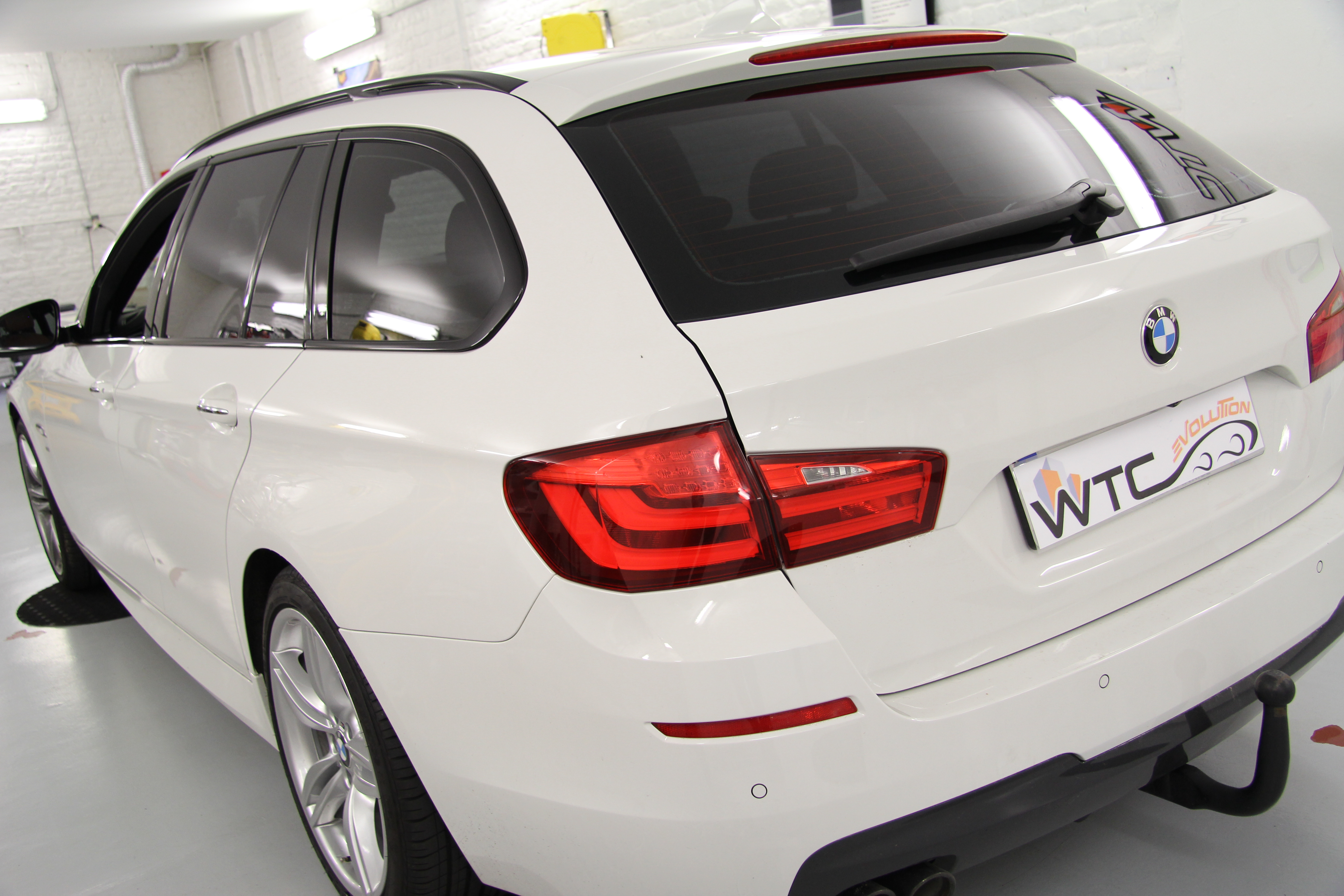 BMW 5 series windowtint