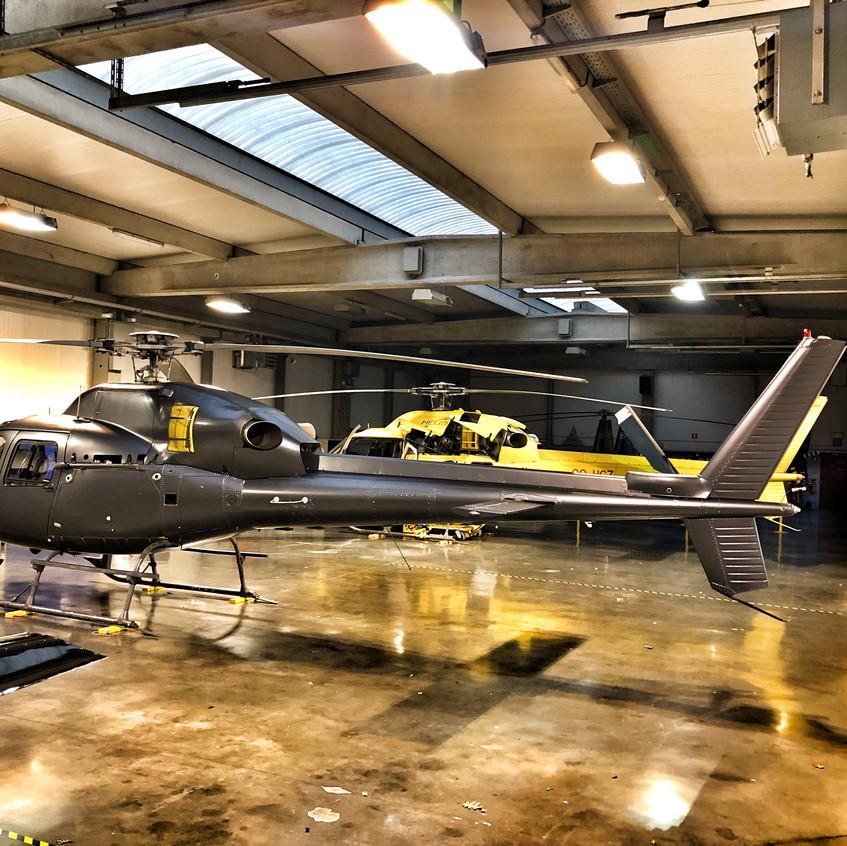 Eurocopter AS 355 Wrap