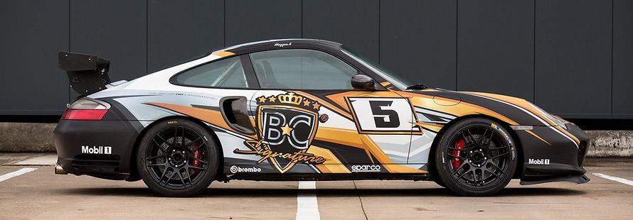 BC Signature Sponsorpack 2 Porsche