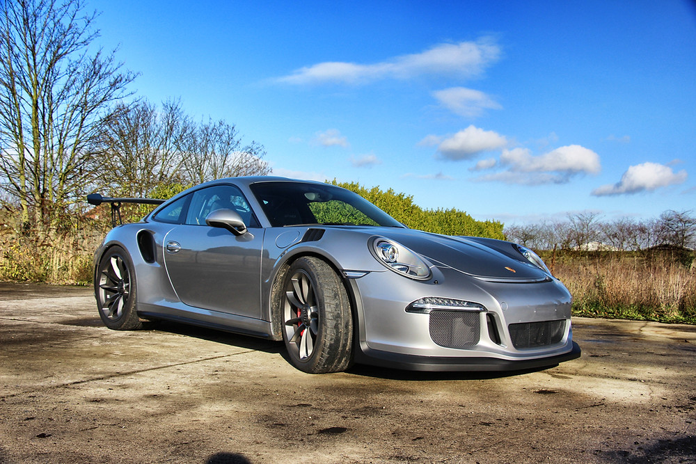 Porsche 991 GT3RS Xpel by BC Signature