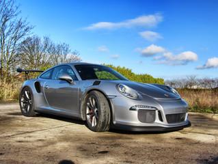 Porsche 991 GT3 RS Xpel