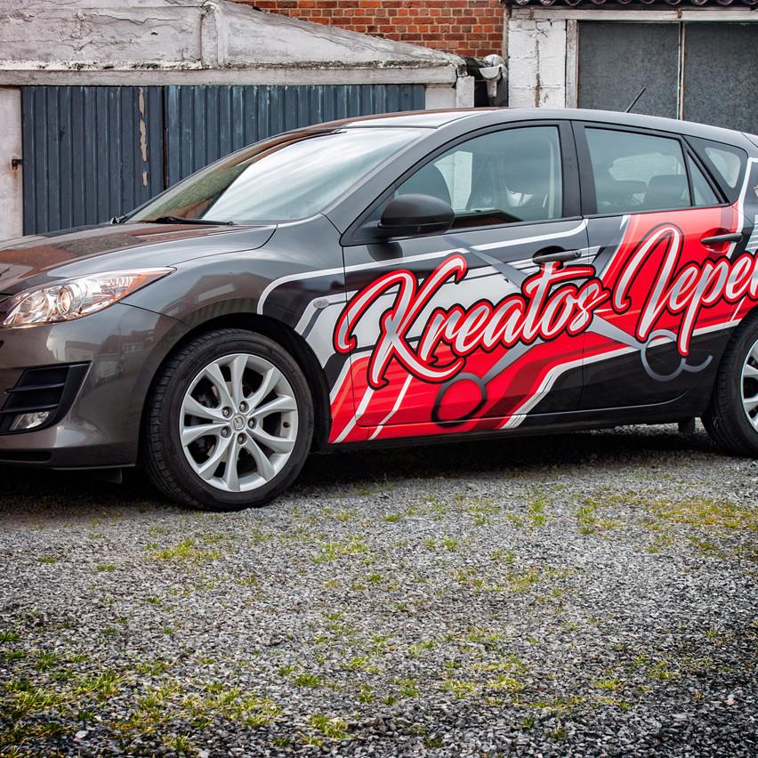 Mazda - Kreatos Ieper