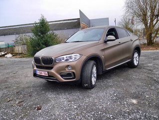 BMW X6 Frozen Bronze