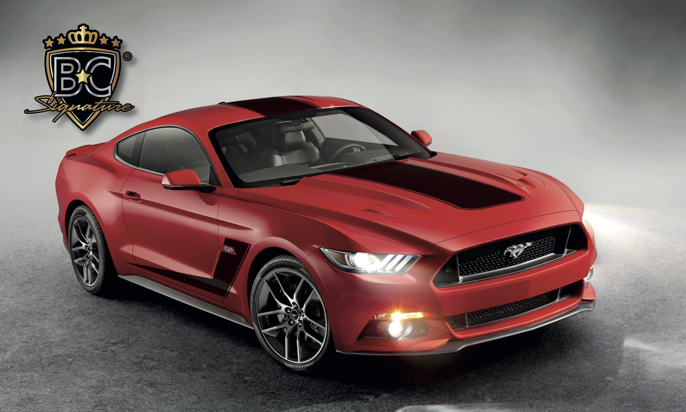 Mustang Striping 2