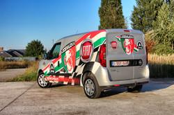Fiat Doblo Lodewijckx Carwrap