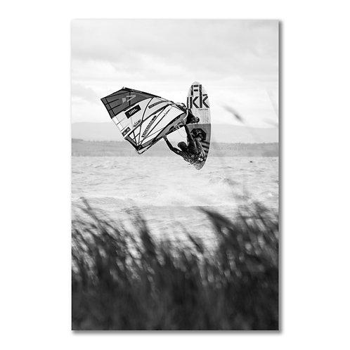 Windsurf BW