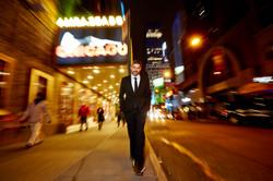 PR-Shooting Ambassador Theater New York