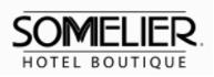 Logo de hotel sommelier