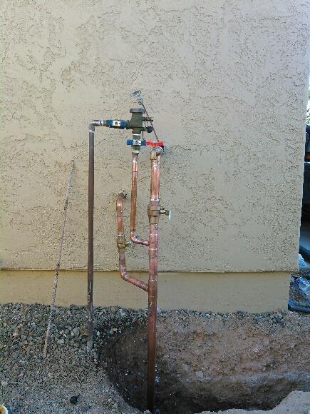 Water Main Riser Replacement