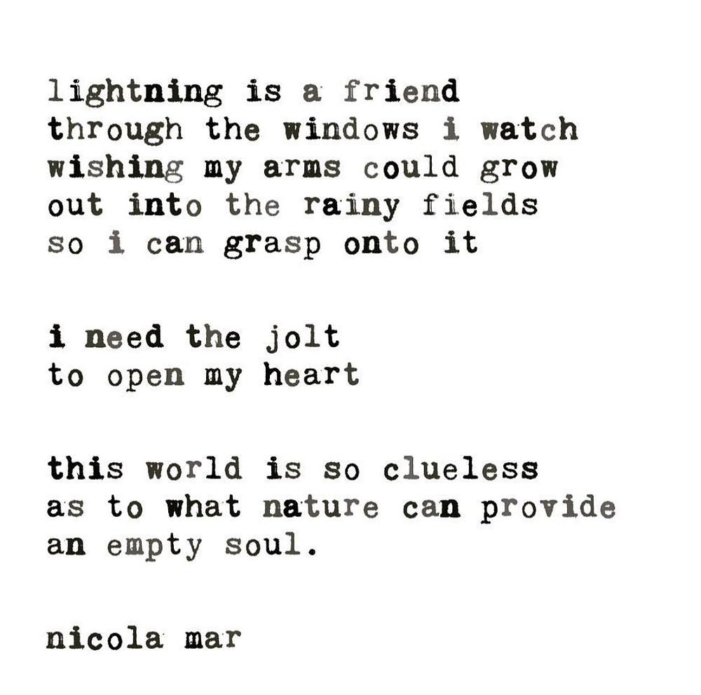 nicola mar poem