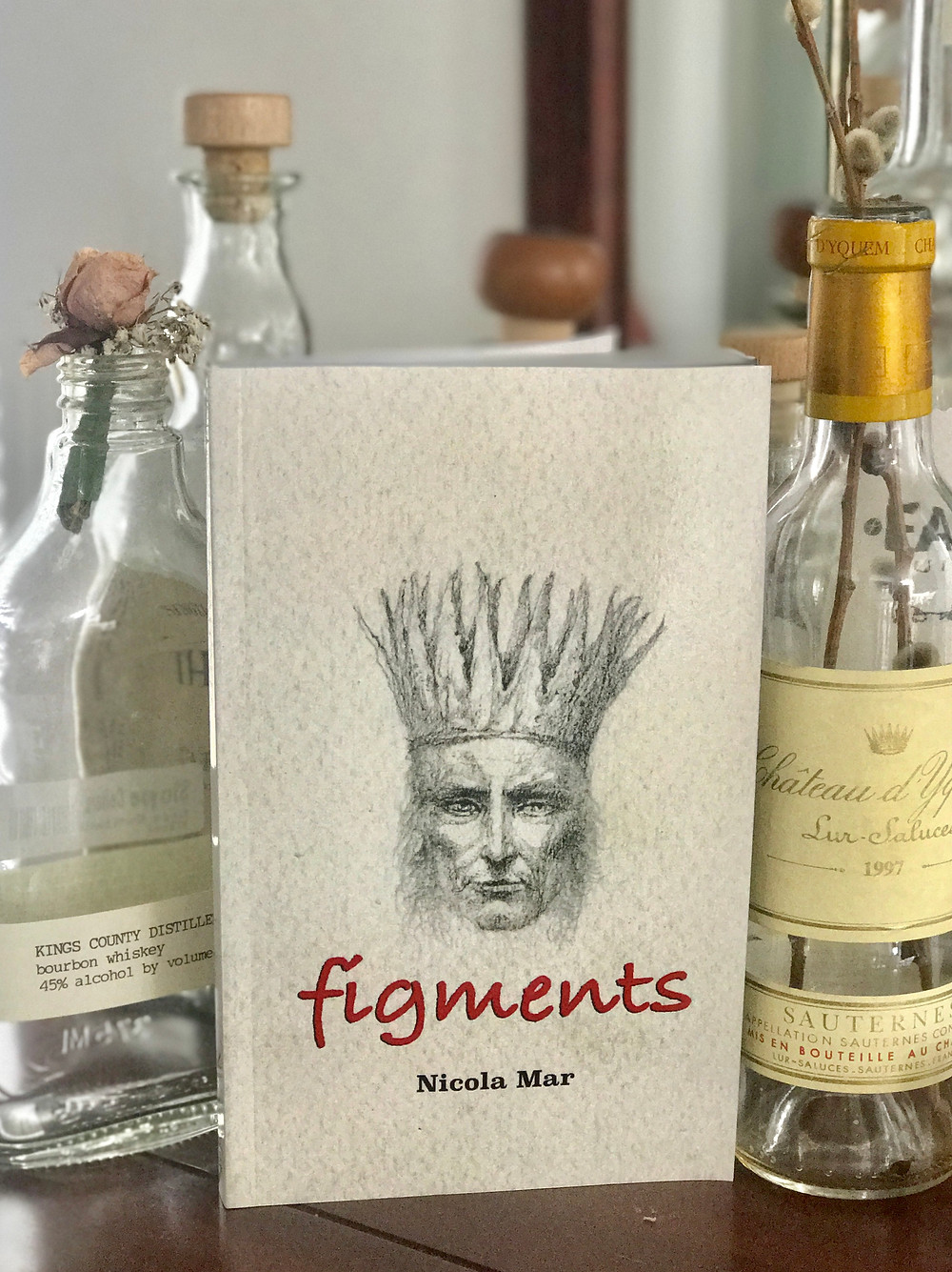 nicola mar poetry book Figments