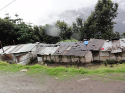 Exemple d'habitations