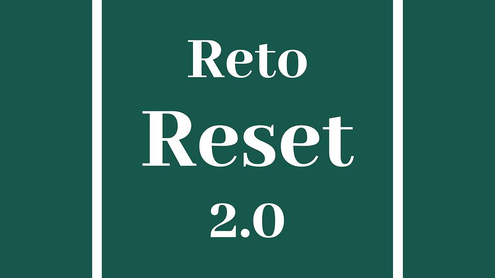 Reto Reset 2.0