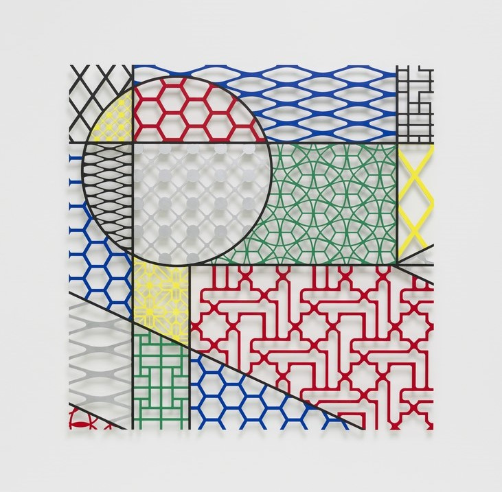 Nevin Aladağ - Pattern Kinship Mondrian