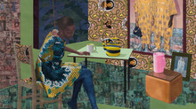 Artist of The Day | Njideka Akunyili Crosby