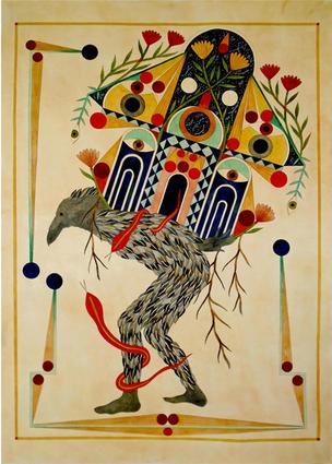 Artist of the Day | Rithika Merchant