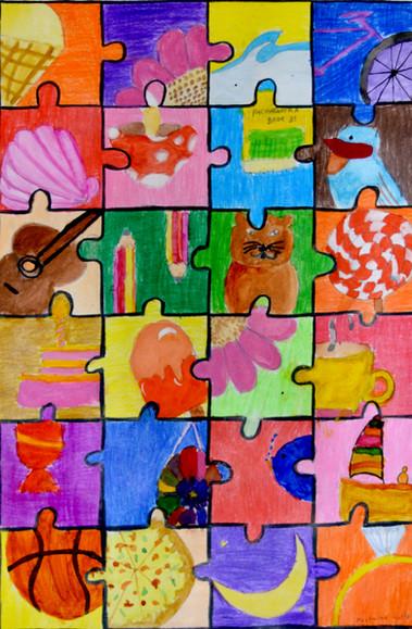 Yashmitha Gatty Age_ 7 Puzzle Size_ 45.8