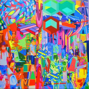 Artist of the Day | George Martin PJ
