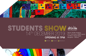 I Think,Therefore I Am   Student Show December 2019
