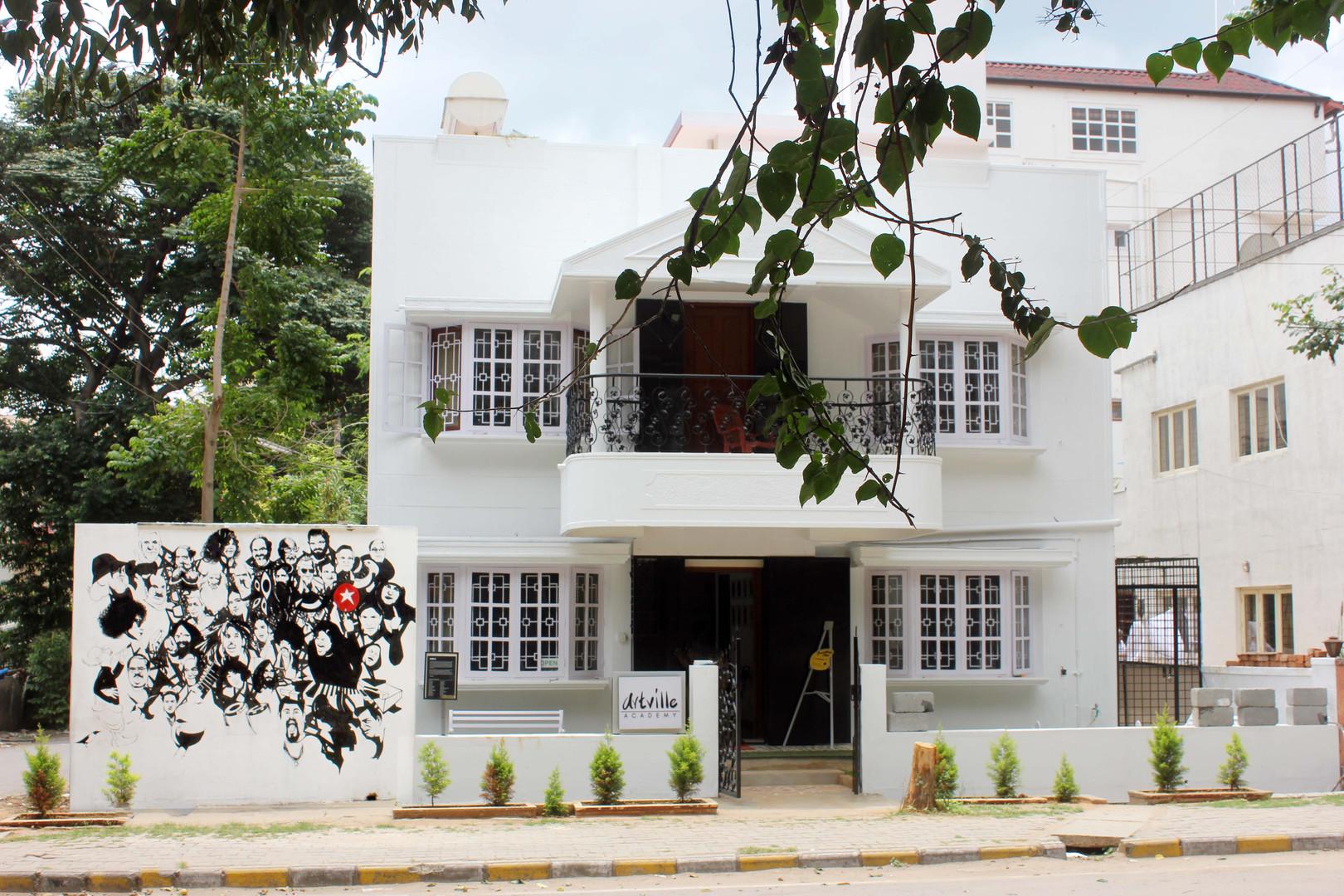 Artville Residency
