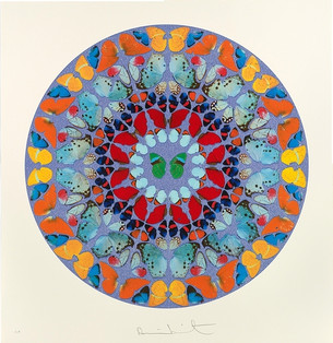 Artist of the Day | Damien Hirst