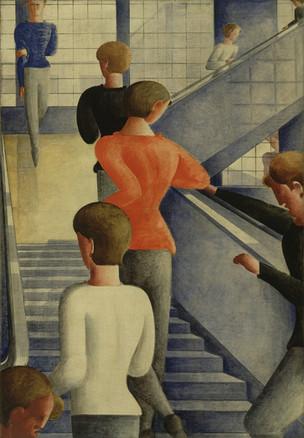 Artist of the Day | Oskar Schlemmer