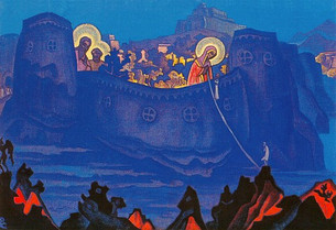 Artist of the Day | Nicholas Roerich