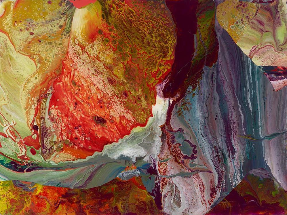 Gerhard Richter - Ifrit (P8)