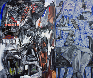 Probir Gupta - Blue Print & Dislocated Spine
