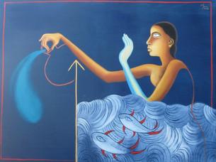 Artist of the Day | Arpana Caur