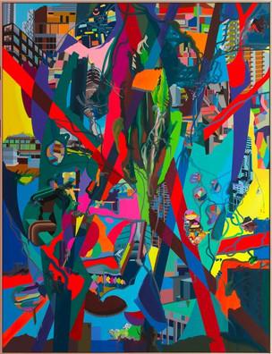Artist of The Day |Franz Ackermann