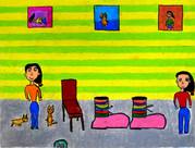 Aakanksha Gowda | Age_ 8