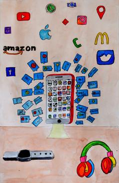 Amit Mithun Age_ 9  Electronic World Siz