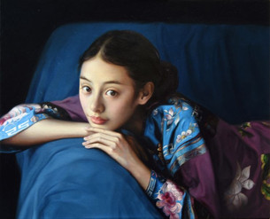 Artist of the Day   Zhao Kailin