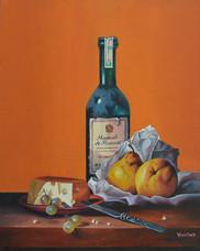 Vinita Age:16+ Oil on Canvas board