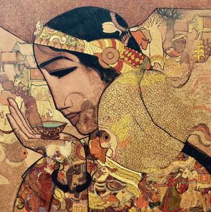 Artist of the Day | Siddharth Shajirao Shingade