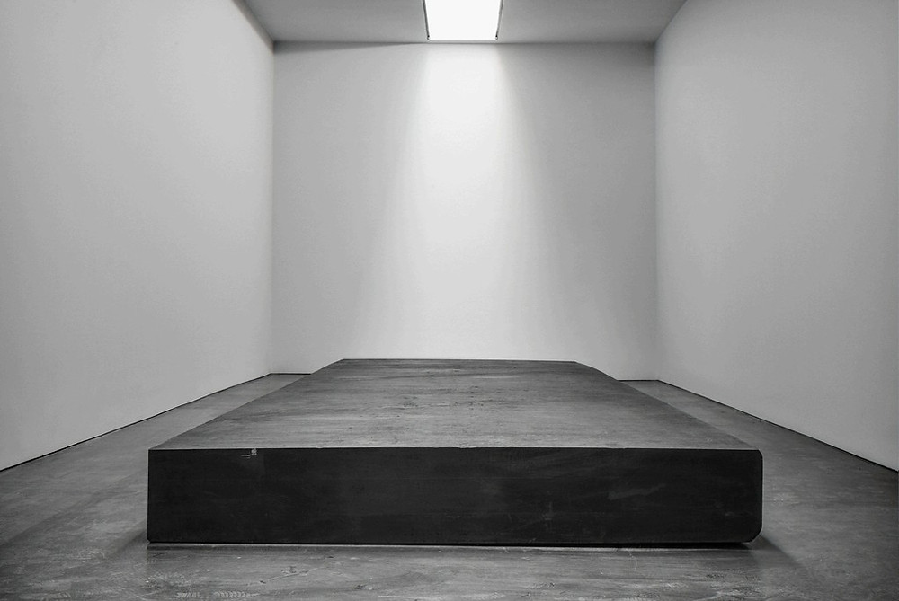 Richard Serra - Silence (for John Cage)