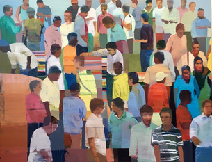 Artist of the Day | Suhas Bhujbal