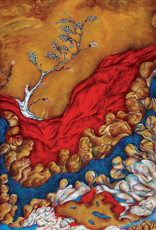 Artist of the Day | Manisha Gera Baswani