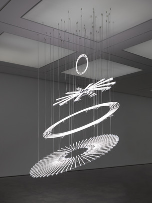 Artist of The Day   Cerith Wyn Evans