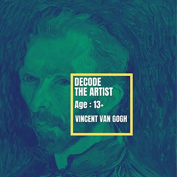 Vincent Van Gogh l Saturday 2pm