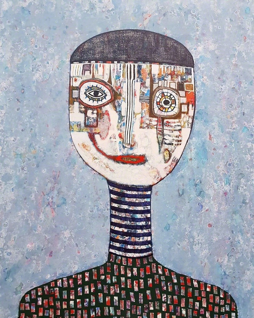Hector Frank - Portrait Series