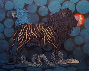 Artist of the Day | Ritesh Shrikant Bhoi