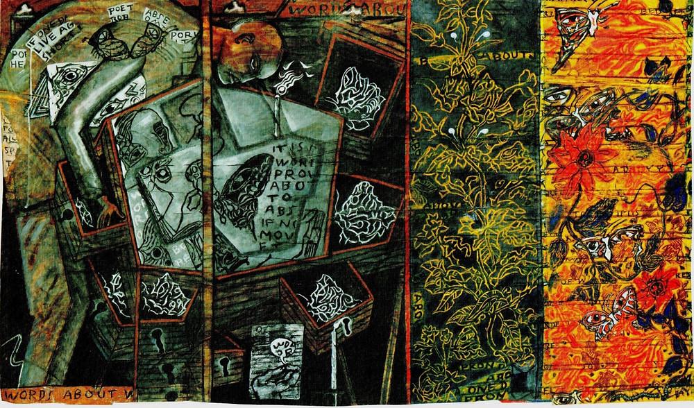 C. Douglas  - Blind Poet & the Butterflies