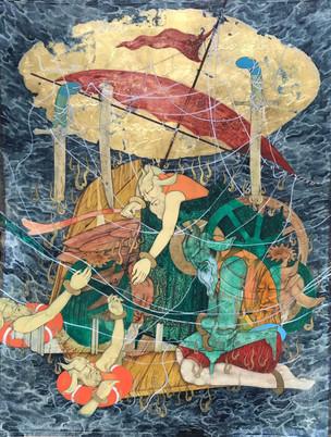 Artist of the Day | Khadim Ali