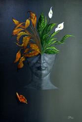 Vijeta Dip Age_ 16+  A Woman is a Plant