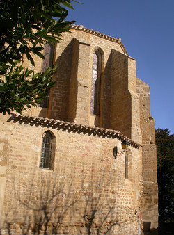 Eglise Chevet