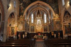 Fanjeaux : Eglise Notre Dame